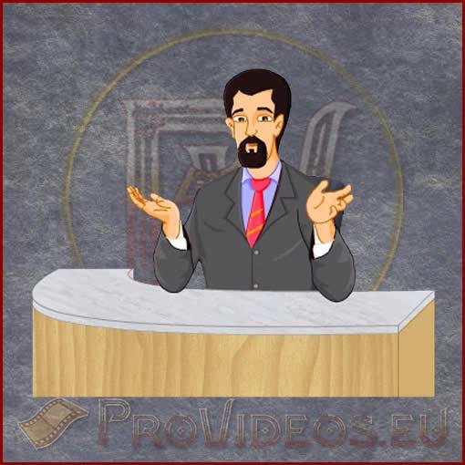 ProVideos Jack-2 2D avatar