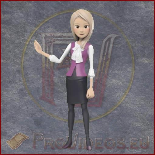 ProVideos 3D Susan-3
